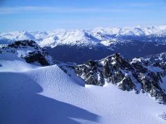 温哥华冬季滑雪4日游