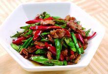 张家界美食图片-农家小炒肉