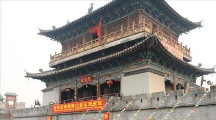 丽景门贤良庙