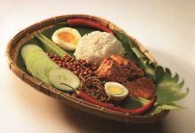 吉隆坡美食图片-椰浆饭