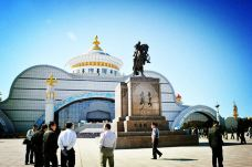 成吉思汗庙-乌兰浩特-爱在一路上