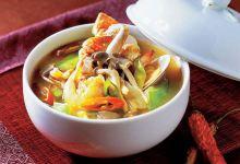 清迈美食图片-冬阴功汤