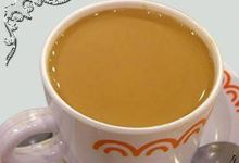 海拉尔美食图片-蒙古奶茶