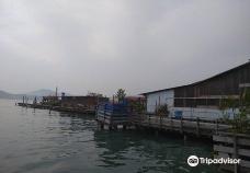 Kilang Satay Ikan Hai Seng Hin-邦咯岛