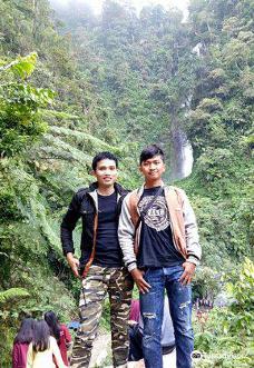 Ciherang Waterfall-普卡