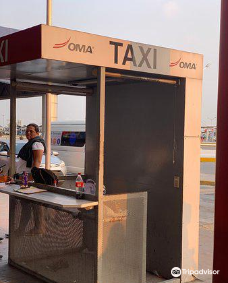 Taxis Aeropuerto Monterrey-蒙特雷
