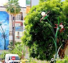 Ruta de Murales Artisticos-埃斯特波纳
