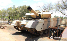 South African Armour Museum-布隆方丹