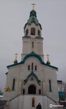 Cathedral of the Resurrection of Christ-南萨哈林斯克